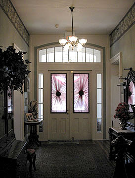 Kintner House foyer